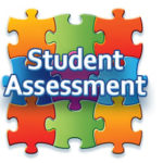 assessment over puzzle pieces