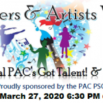 2020 PAC's Got Talent – Friday, March 27th!